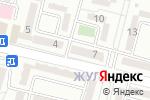 Схема проезда до компании Кочевник в Алматы