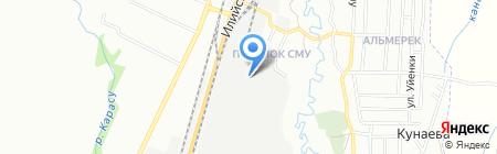 Bias TECH на карте Алматы