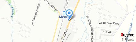 HoReCa market на карте Алматы