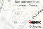 Схема проезда до компании Самал в Покровке