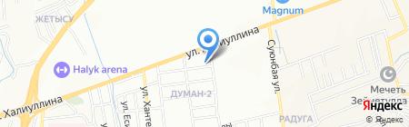 Мир детства на карте Алматы