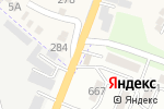 Схема проезда до компании Акмарал в Алматы