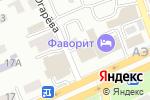 Схема проезда до компании A.G.Style в Алматы