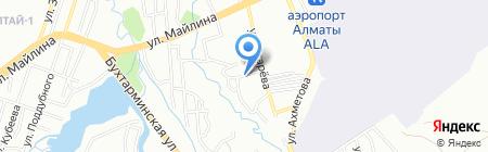 Медоптик на карте Алматы