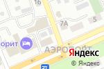 Схема проезда до компании Фаворит в Алматы