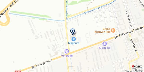 Банкомат, АТФ Банк на карте Бесагаш