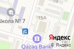 Схема проезда до компании Мастерская по ремонту одежды в Отегене Батыра