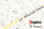 Схема проезда до компании QIWI в Бесагаш