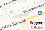 Схема проезда до компании 7-я в Бесагаш