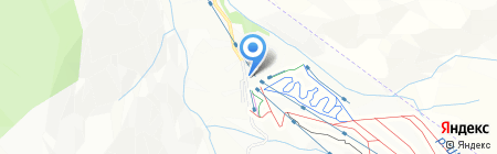Marrone Rosso на карте Алматы