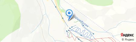 Pavilion BBQ на карте Алматы