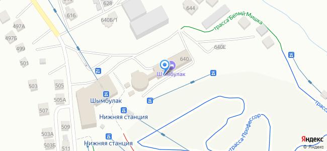 Казахстан, Алматы, Медеуский район, улица Керей-Жанибек Хандар, 640