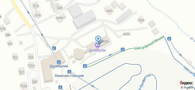 улица Керей-Жанибек Хандар, 640