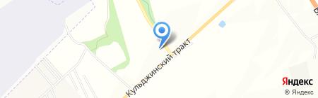 Fresh Fruit Kazakhstan на карте Алматы