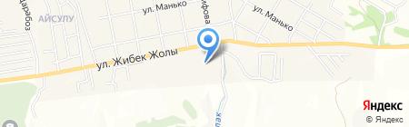 Фелис на карте Алматы