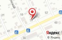 Схема проезда до компании Юридическое агентство в Абинске