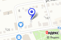 Схема проезда до компании ПРОДУКТОВЫЙ МАГАЗИН МЕЧТА в Купино
