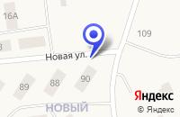 Схема проезда до компании МАГАЗИН ИМПУЛЬС в Стрежевом