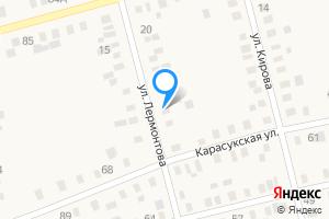 Сдается комната в трехкомнатной квартире в Карасуке улица Лермонтова, 6