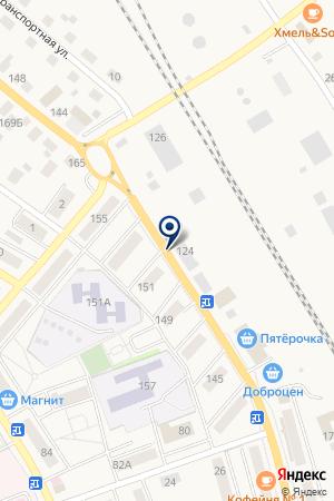 АЗС на карте Карасука