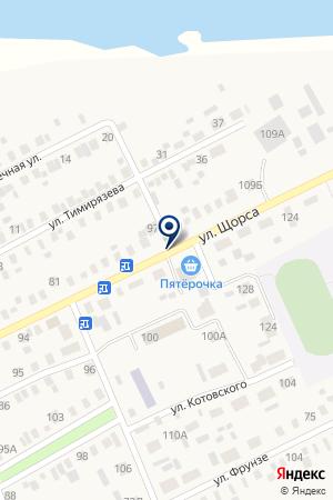 ОТДЕЛ ВНЕВЕДОМСТВЕННОЙ ОХРАНЫ ОВД ПО КАРАСУКСКОМУ РАЙОНУ на карте Карасука