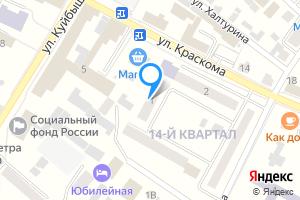 Снять однокомнатную квартиру в Куйбышеве Новосибирская область, 14-й квартал, 1