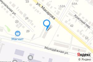 Сдается двухкомнатная квартира в Куйбышеве ул.молодежная6