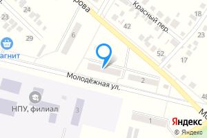 Снять двухкомнатную квартиру в Куйбышеве Молодёжная ул., 4