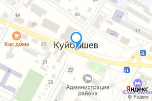 Снять однокомнатную квартиру в Куйбышеве первый кв-л, 13А