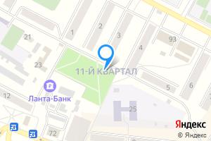 Однокомнатная квартира в Куйбышеве 11 квартал