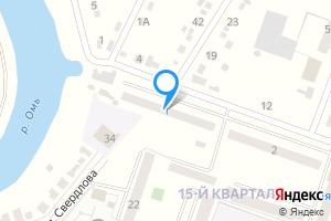 Сдается двухкомнатная квартира в Куйбышеве квартал 15 дом 1