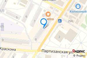 Сдается двухкомнатная квартира в Куйбышеве 11-й квартал, 8
