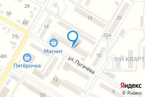 Снять однокомнатную квартиру в Куйбышеве Новосибирская область, 1-й квартал, 13