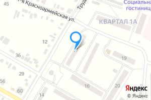 Сдается однокомнатная квартира в Куйбышеве 1-й квартал, 17