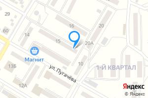 Сдается однокомнатная квартира в Куйбышеве Новосибирская область, 1-й квартал, 15, подъезд 1
