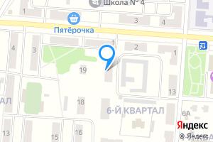 Снять однокомнатную квартиру в Куйбышеве Квартал 6, дом 3, кв.8
