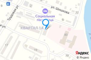 Сдается однокомнатная квартира в Куйбышеве 1а кв-л
