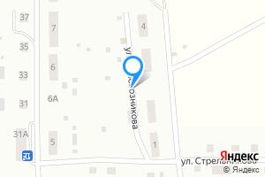 Двухкомнатная квартира в Барабинске улица Перевозникова