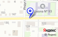 Схема проезда до компании ЯРМАРКА ЦЕНТРАЛЬНАЯ в Барабинске