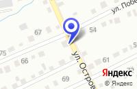 Схема проезда до компании БАРАБИНСКАЯ ИНСПЕКЦИЯ СТРАХОВАЯ КОМПАНИЯ ИНГОССТРАХ-М в Барабинске
