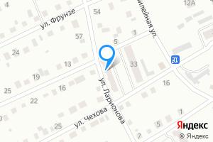 Снять двухкомнатную квартиру в Барабинске Новосибирская область, улица Ларионова, 60