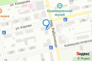 Сдается двухкомнатная квартира в Барабинске ул. Кирова, 34