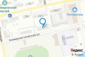 Однокомнатная квартира в Барабинске Коммунистическая улица, 23Б