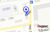 Схема проезда до компании ТФ СИБТРАНСНЕФТЕПРОДУКТ в Барабинске
