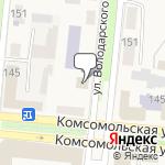 Магазин салютов Славгород- расположение пункта самовывоза