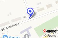 Схема проезда до компании ЗДВИНСКОЕ ХЛЕБОПРИЕМНОЕ ПРЕДПРИЯТИЕ в Здвинске