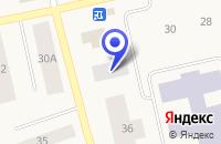 Схема проезда до компании ШКОЛА-ИНТЕРНАТ ПГТ.ТАЗОВСКИЙ в Тазовском
