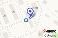 Схема проезда до компании БАНК СБЕРБАНК N 8369/013 (ОПЕРАЦИОННАЯ КАССА) в Тазовском