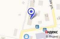 Схема проезда до компании ДЕТСКИЙ САД ОЛЕНЕНОК в Тазовском