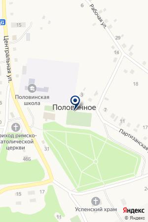 АЗС № 133 НОВОСИБИРСКНЕФТЕПРОДУКТ ВНК на карте Карасука